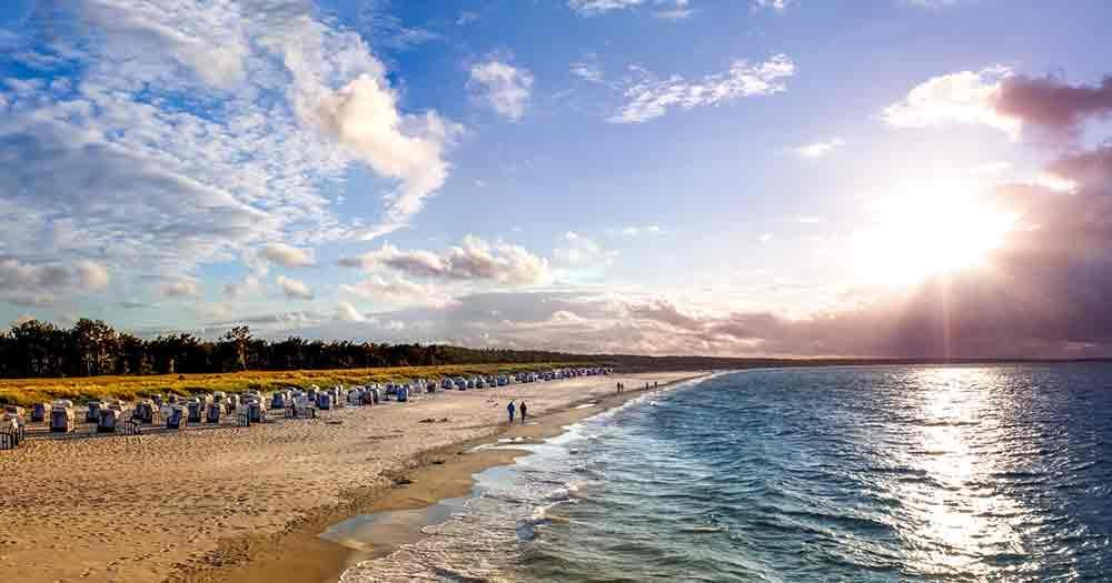 Baltic Sea - Beach