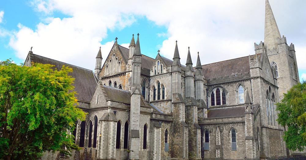 Dublin - St. Patrick's-Kathedrale in Dublin