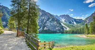 South Tyrol - Braies Lake