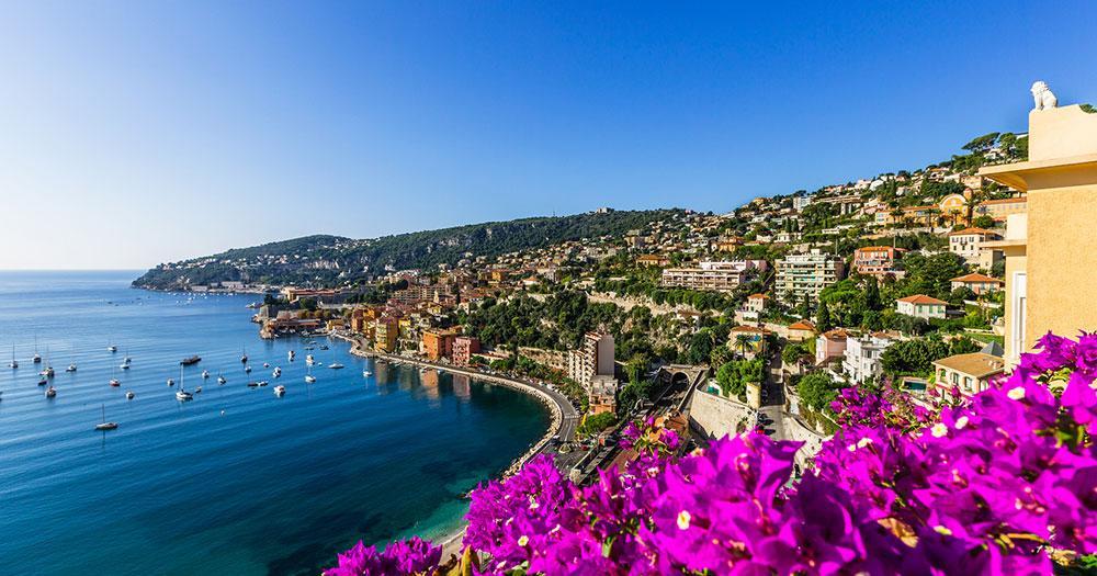 Nice - beach of Nizza
