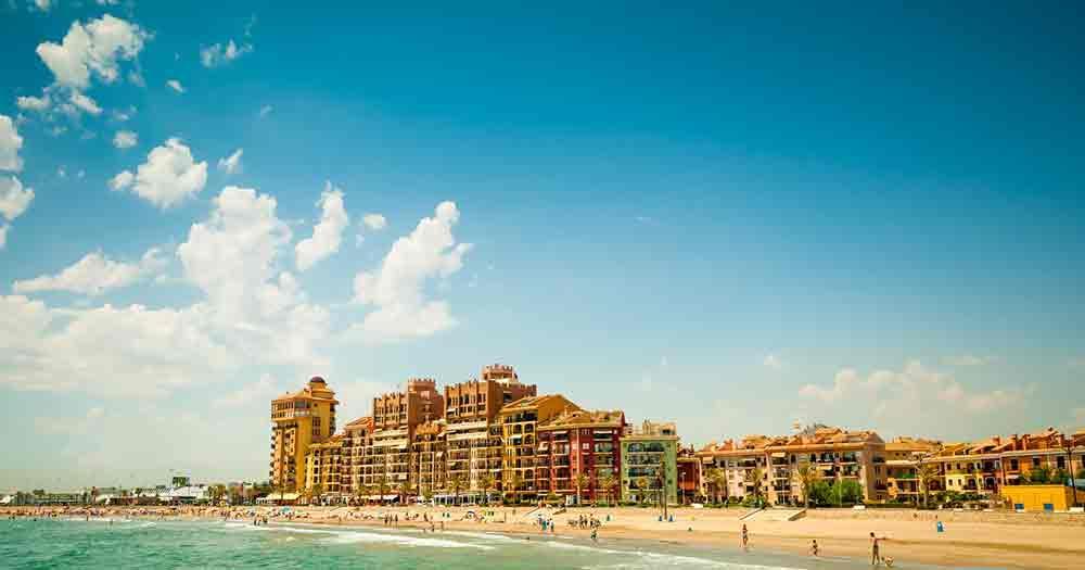Valencia - Beach