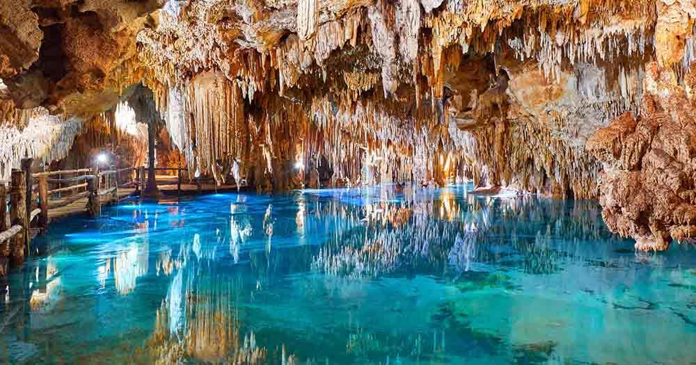 Tulum - Cave