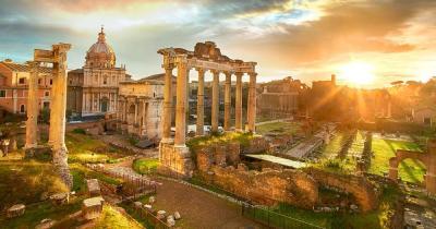 Rome - Ancient monuments