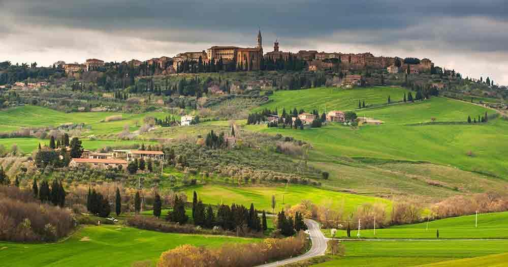 Tuscany - The hills of Tuscany