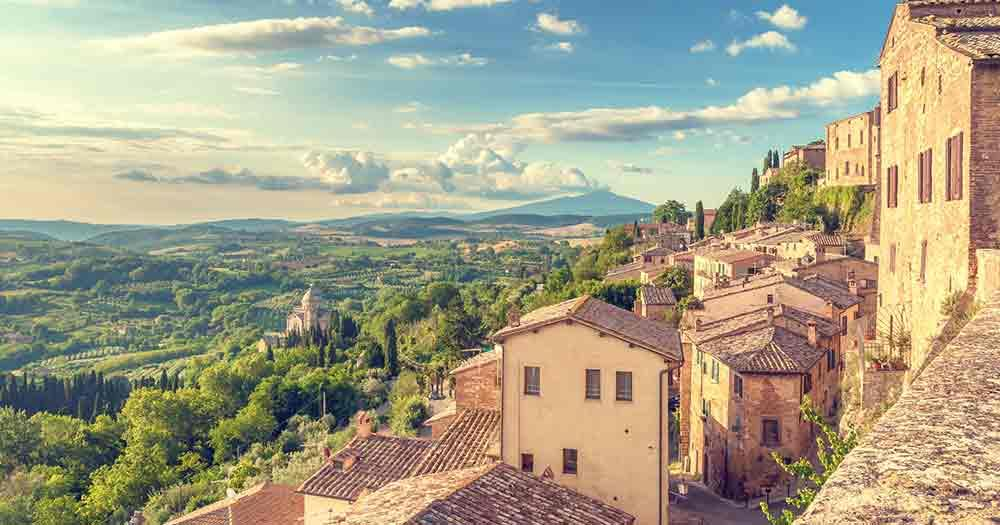 Tuscany - Picturesque views