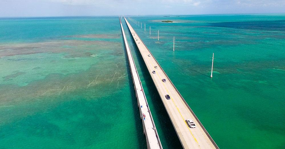 Florida - On the way to the Florida Keys