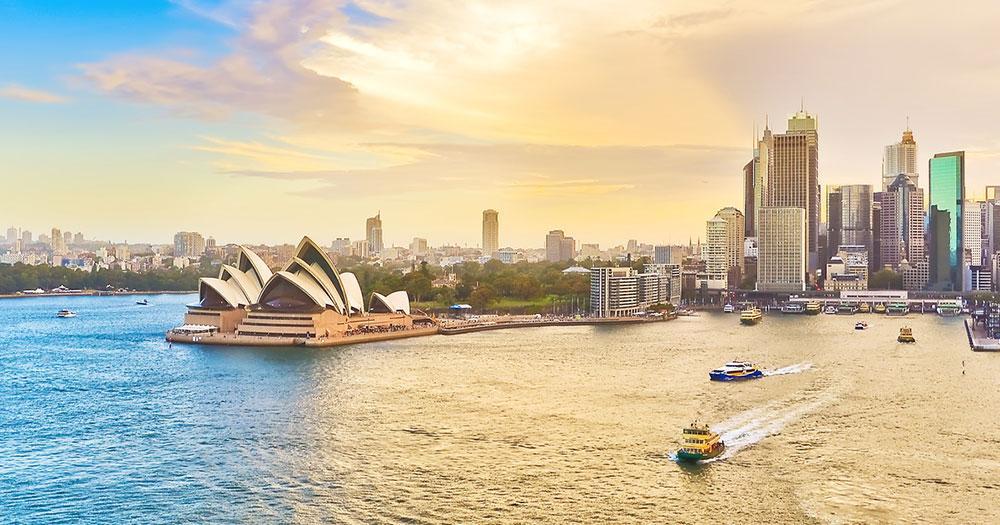 Sydney - The Sydney Opera