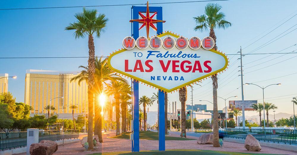 Las Vegas - Welcome to Las Vegas
