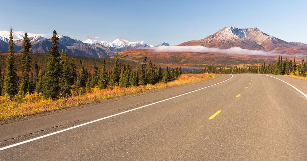 Alaska - Eternal highways into the wilderness
