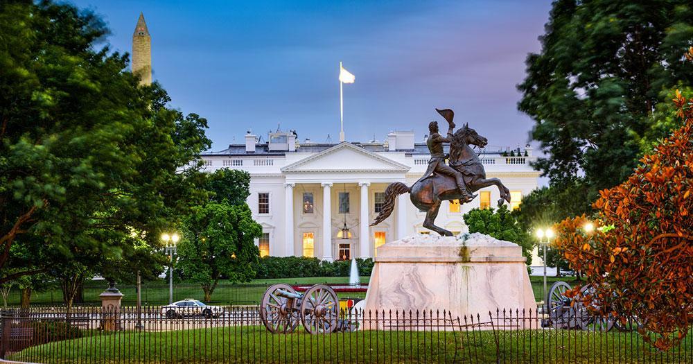 Washington D.C. - The White House