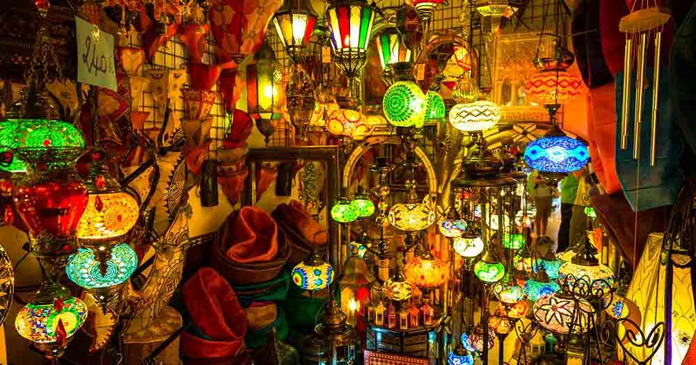 Marrakesh - Insight into the fantastic markets