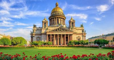 St. Petersburg - St. Isaac Cathedral