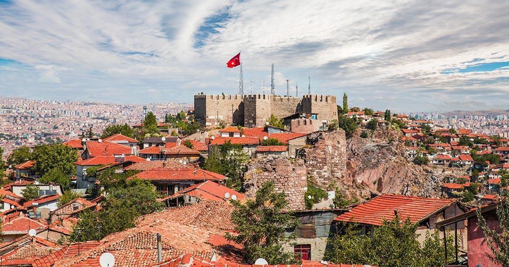 Ankara - Ankara Castle