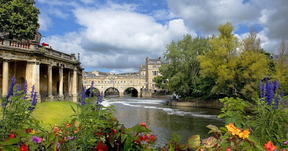Bath - View of Somerset