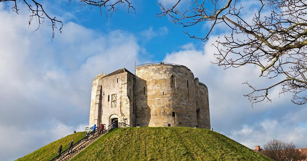 York - Clifford's Tower
