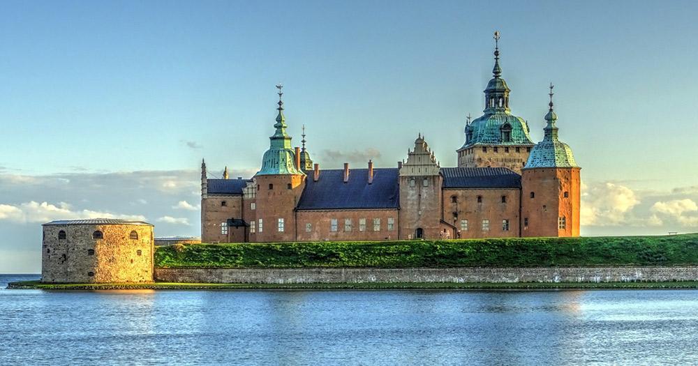 Stockholm - the Kalmar Sea Fortress