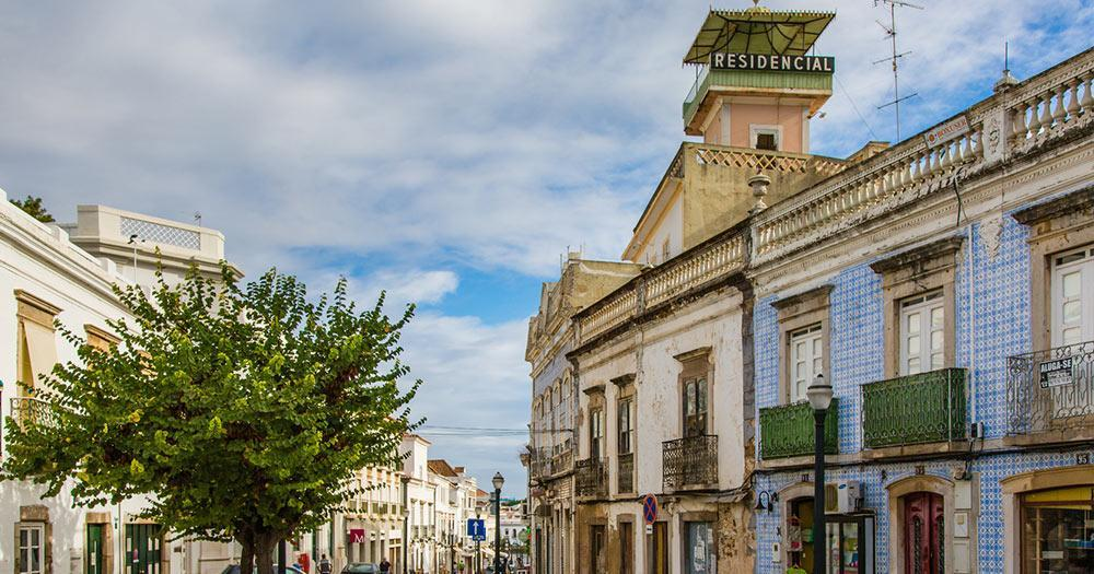 Faro - Streets of Tavira