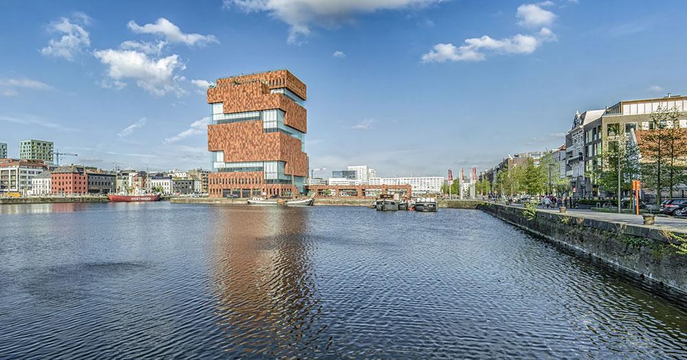 Antwerp - Museum aan de Stroom