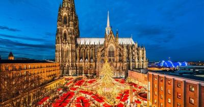 Cologne - Christmas market in Cologne