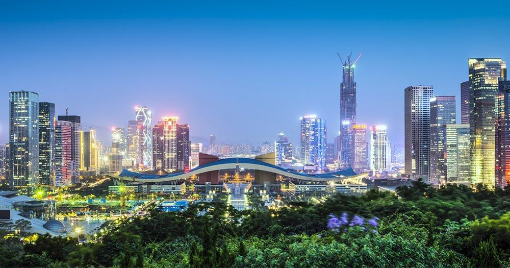 Shenzhen - The China Civic Center of Shenzhen