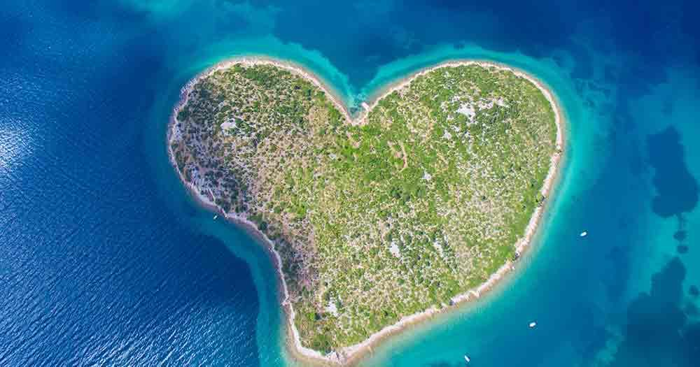 Adriatic Sea - Island of Galešnjak