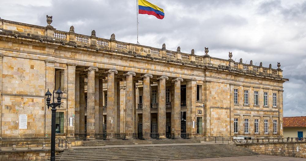 Bogotá - Colombian Capitol