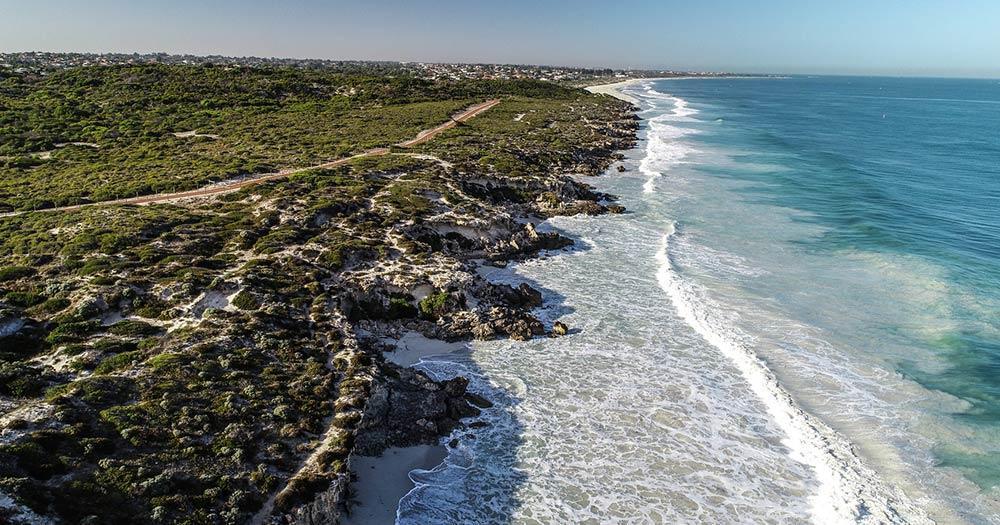 Perth - Wild coast