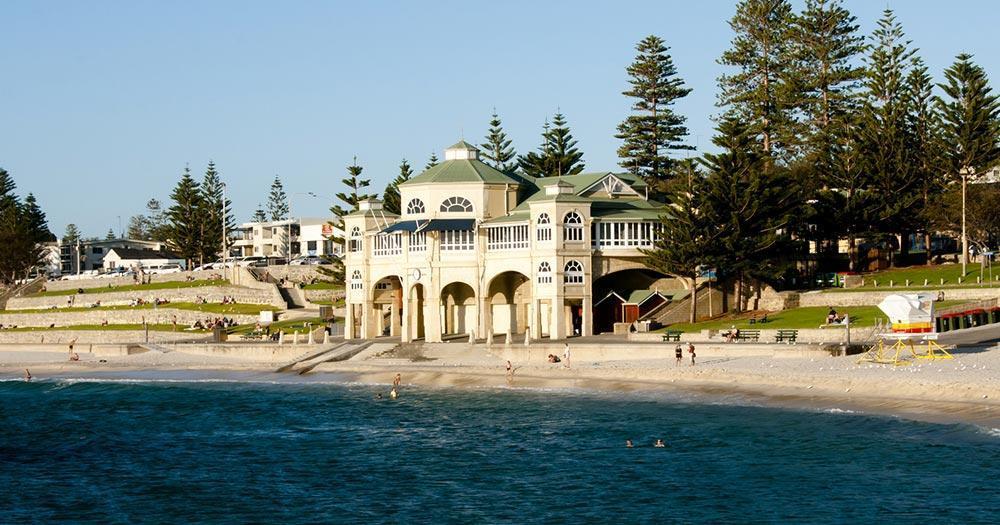 Perth - Cottesloebeach
