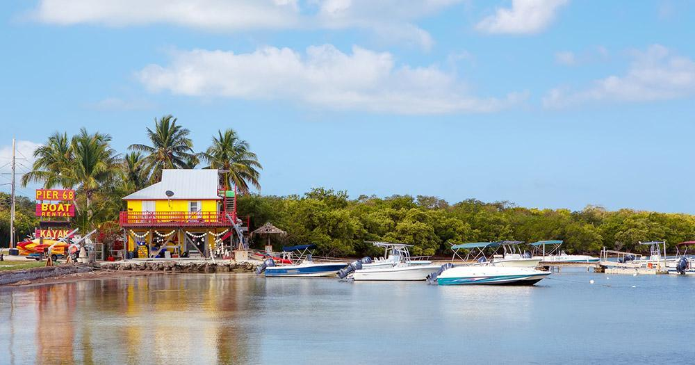 Key West - Key Largo Port