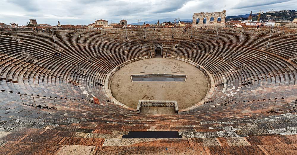 Verona - Amphitheater