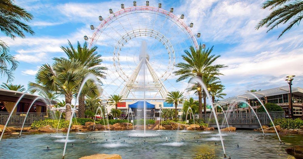 Orlando - Orlando Eye