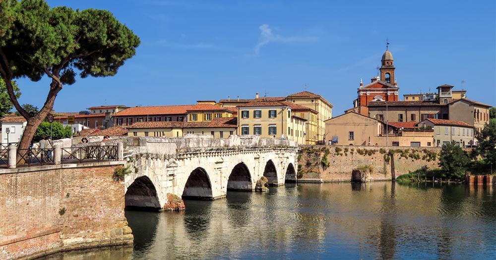Rimini - Tiberius Bridge