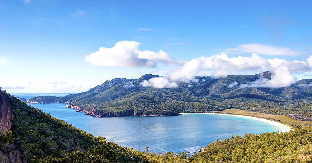 Tasmanien - Wineglass Bay