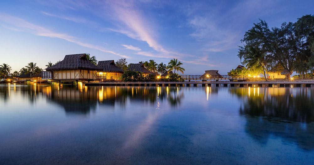 Fiji Island - Sunset