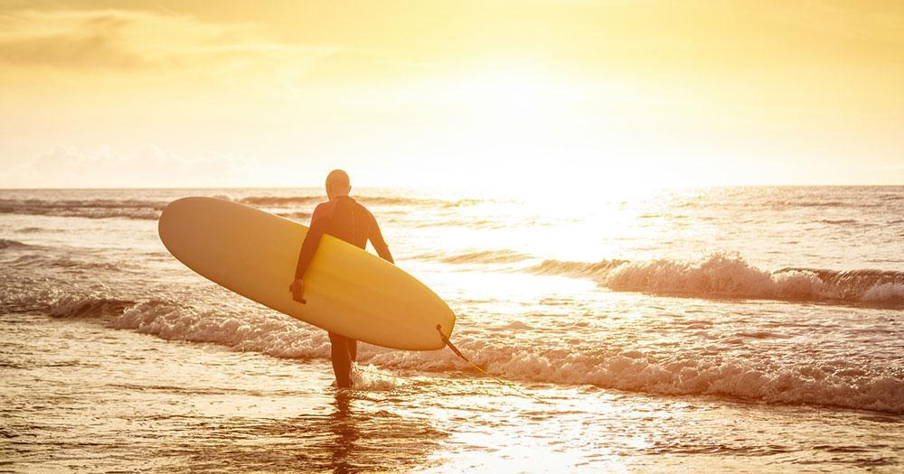 San Diego - Surfer's paradise