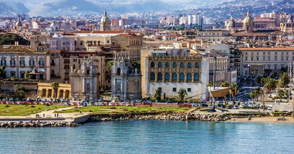 Palermo - View of the city