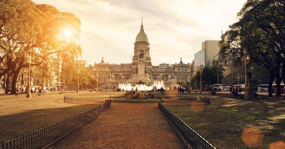Buenos Aires - National Congress