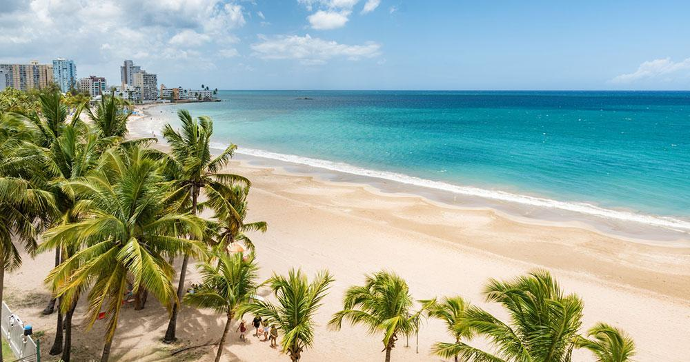 San Juan - Caribbean dream beach