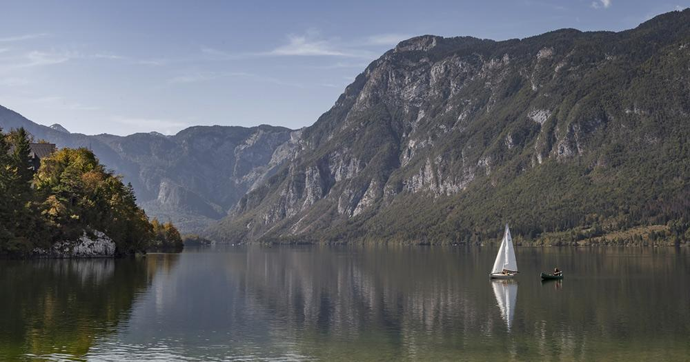 Julian Alps - Lake Bohinj