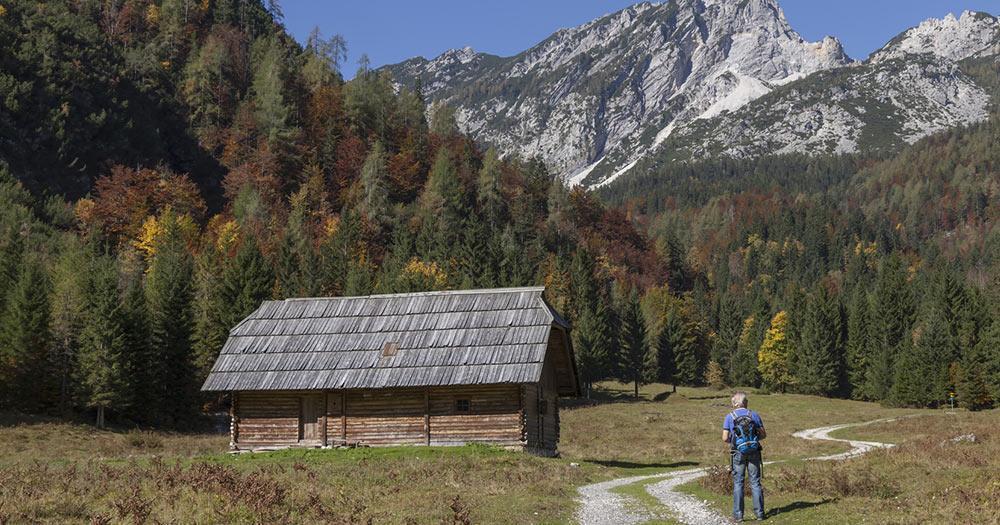 Julian Alps - wonderful hiking trails