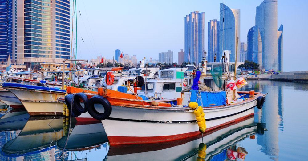 Busan - Port of Busan