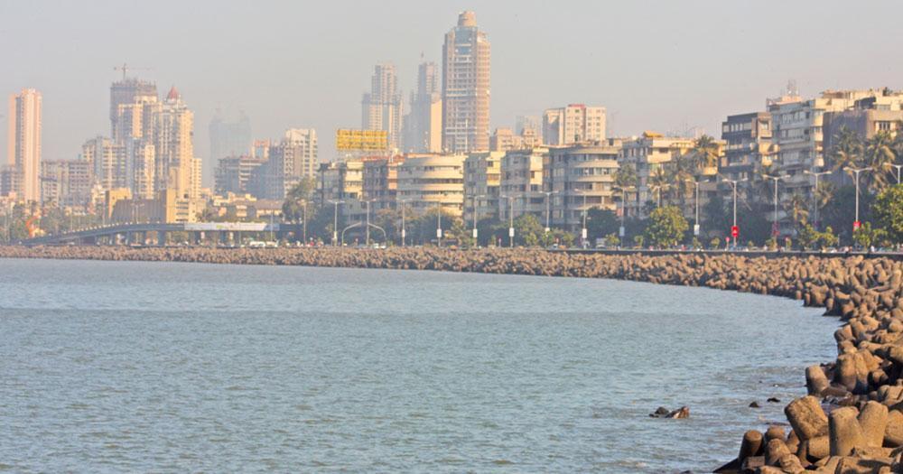 Mumbai - Skyline of Mumbai