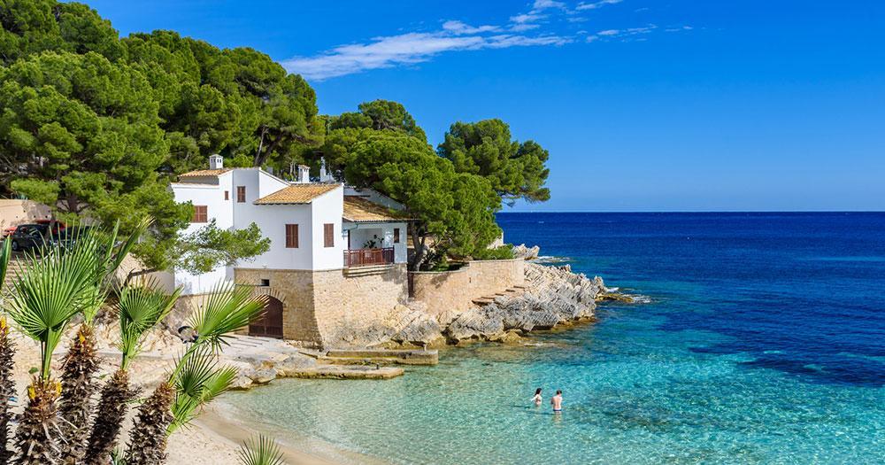 Mallorca - House directly on the beach