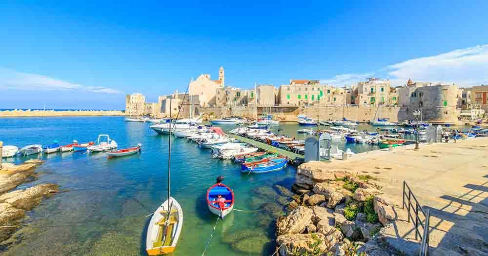 Sicily - Picturesque fishing port