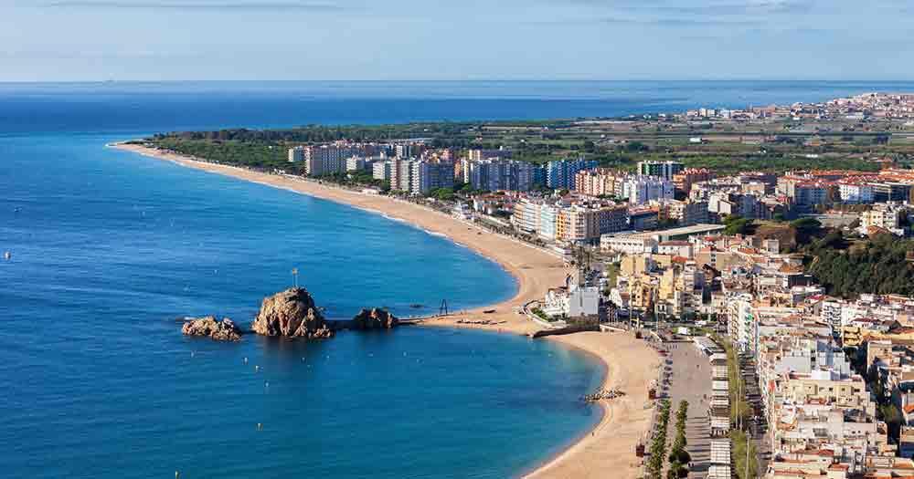 Costa Brava - Sea and beach