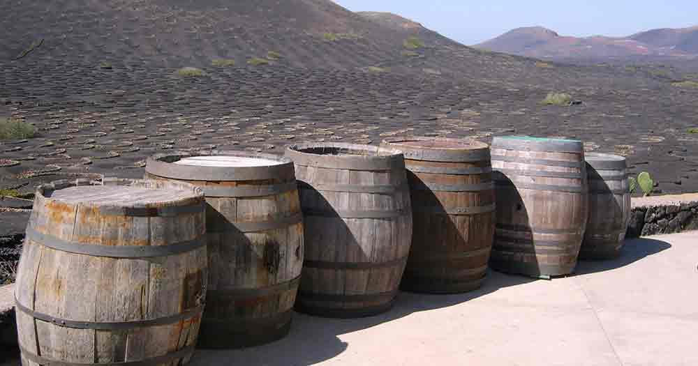 Lanzarote - Barrels