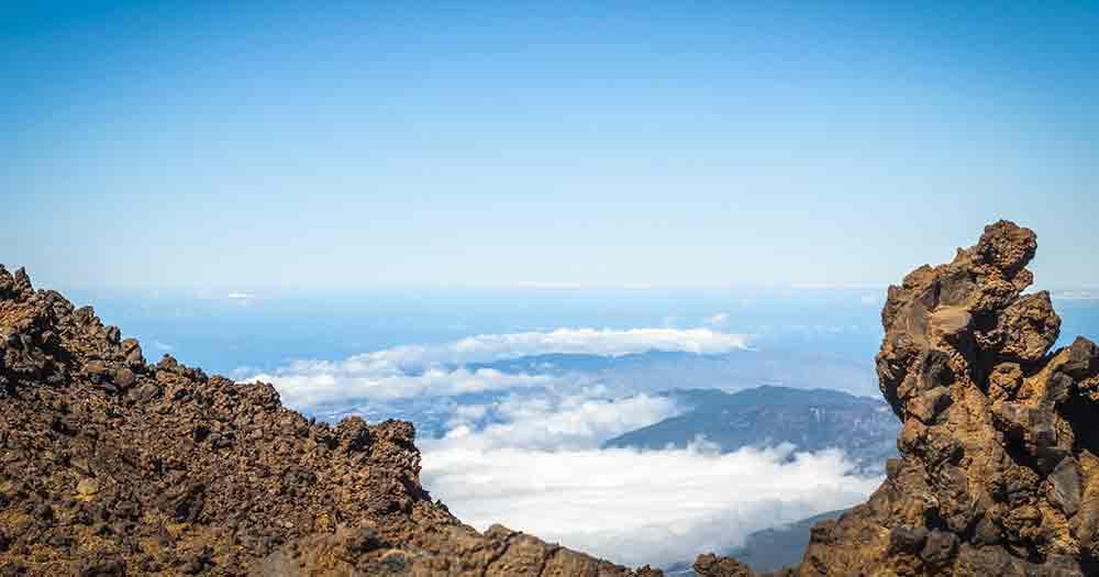 Lanzarote - Mountains