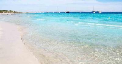 Ibiza - Beach of Ses Salines