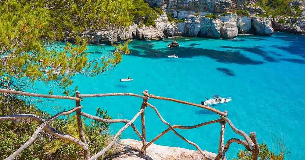 Minorca - Sea