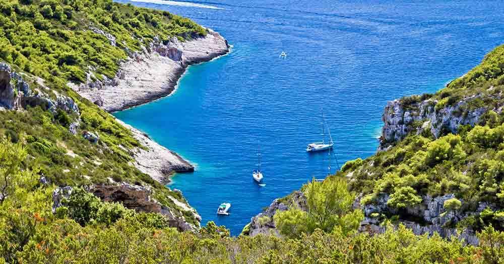 Vis - to the beautiful island